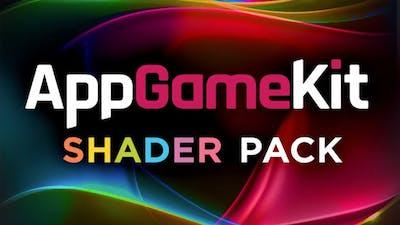 AppGameKit - Shader Pack