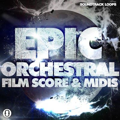 Epic Orchestral Film Score & Midis