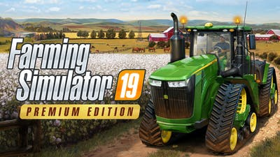 Farming Simulator 19 : Premium Edition