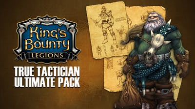 King's Bounty: Legions | True Tactician Ultimate Pack DLC