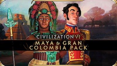 Sid Meier's Civilization VI - Maya & Gran Colombia Pack