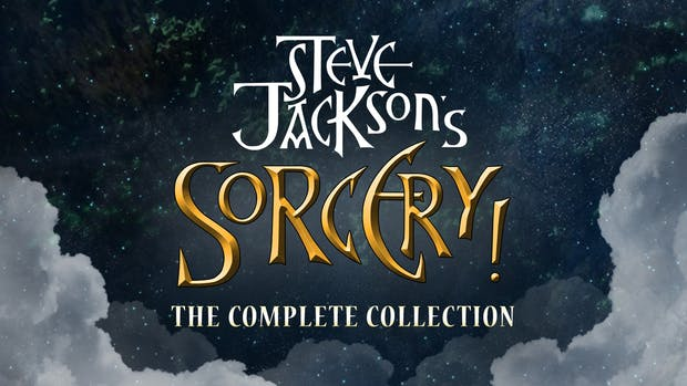 Steve Jackson's Sorcery! The Complete Collection (PC Digital Download)