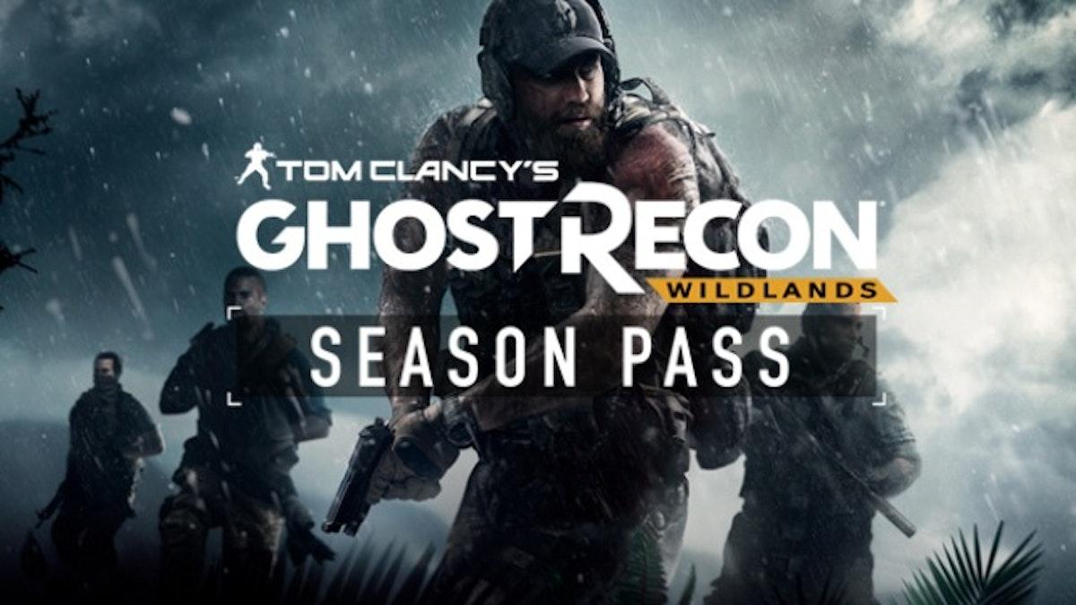 Tom Clancy's Ghost Recon® Wildlands - Season Pass DLC | PC