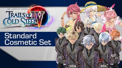 The Legend of Heroes: Trails of Cold Steel IV - Standard Cosmetic Set - DLC