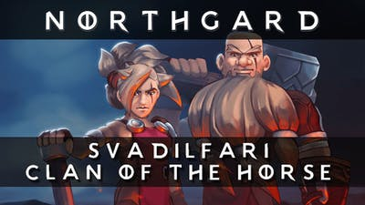 Northgard - Svardilfari, Clan of the Horse - DLC