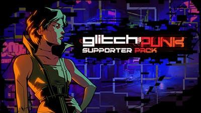 Glitchpunk - Supporter pack DLC