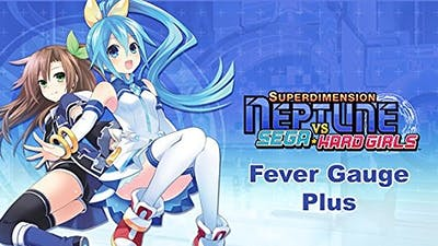 Superdimension Neptune VS Sega Hard Girls - Fever Gauge Plus DLC