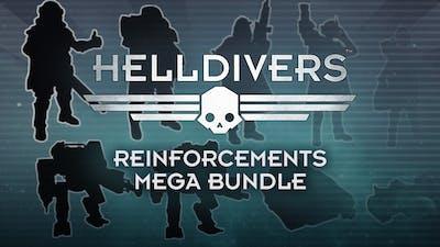 HELLDIVERS - Reinforcements Mega Bundle