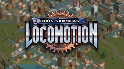 Chris Sawyer's Locomotion
