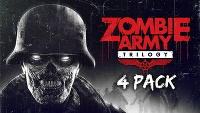 Zombie Army Trilogy 4-Pack