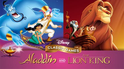 Disney Classic Games: Aladdin and the Lion King (Digital PC)