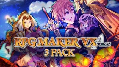 RPG Maker VX Ace 3 Pack | Steam Game Bundle | Fanatical