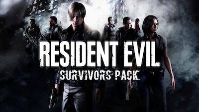 Resident Evil Survivors Pack