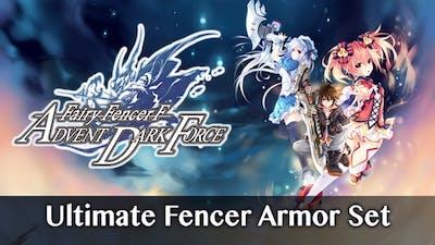Fairy Fencer F ADF Ultimate Fencer Armor Set - DLC
