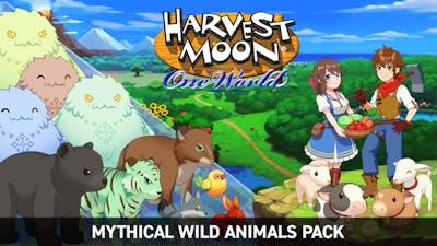 Harvest Moon: One World - Mythical Wild Animals Pack - DLC