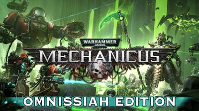Warhammer 40,000: Mechanicus - Upgrade to Omnissiah Edition