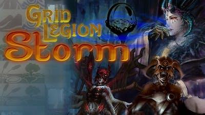 Grid Legion, Storm