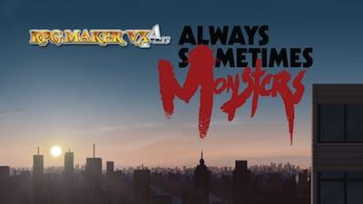 RPG Maker VX Ace: Always Sometimes Monsters Asset Pack DLC