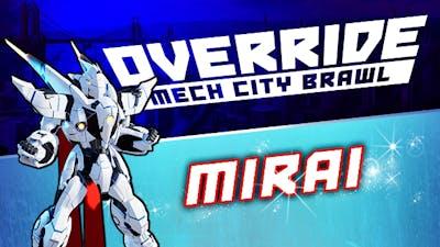 Override: Mech City Brawl - Mirai DLC