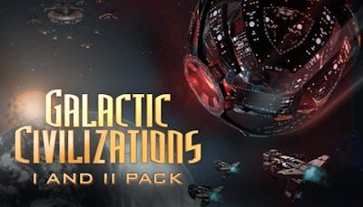 Galactic Civilizations I and II Pack