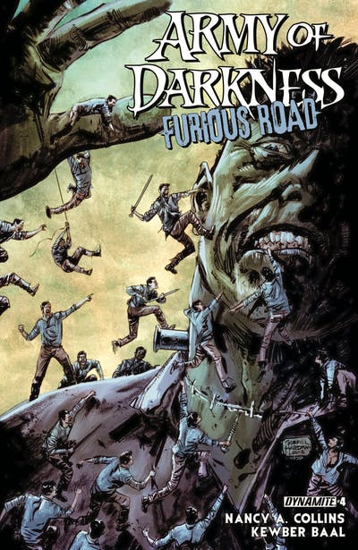 Army of Darkness Furious Road #4