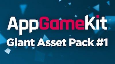 AppGameKit - Giant Asset Pack 1 DLC
