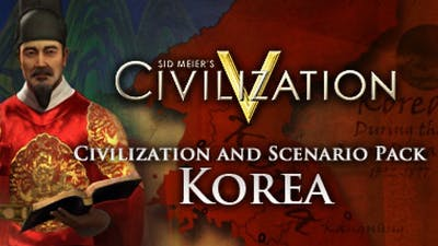 Civilization V - Civilization and Scenario Pack: Korea DLC