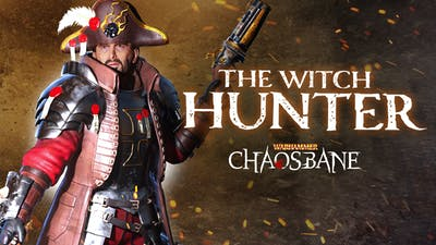 Warhammer: Chaosbane - The Witch Hunter - DLC