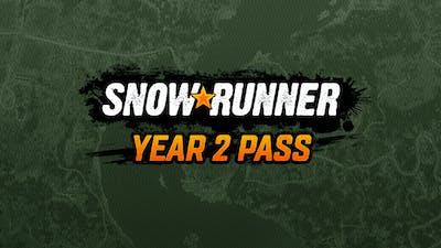 SnowRunner - Year 2 Pass