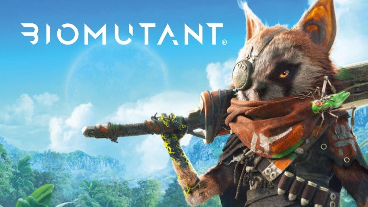 BIOMUTANT   PC Steam Game   Fanatical