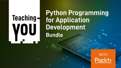 Python Programming for Application Development Bundle