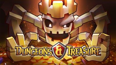 Dungeons & Treasure VR