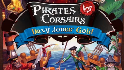 Pirates vs Corsairs: Davy Jones's Gold