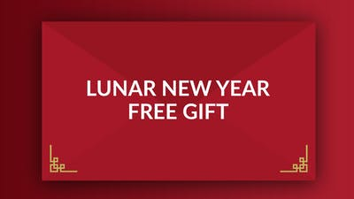 Lunar New Year Free Gift