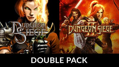 Dungeon Siege I + II Pack