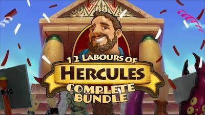12 Labours of Hercules Complete Bundle