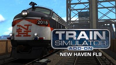 Train Simulator: New Haven FL9 Loco Add-On - DLC