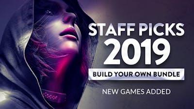 Staff Picks 2019