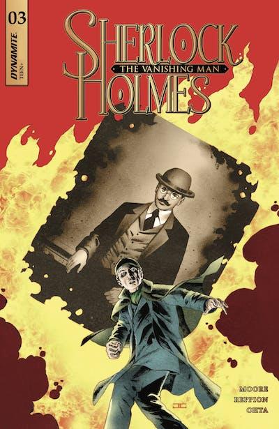 Sherlock Holmes The Vanishing Man #3