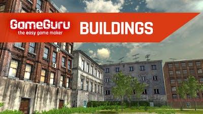 GameGuru - Buildings Pack DLC