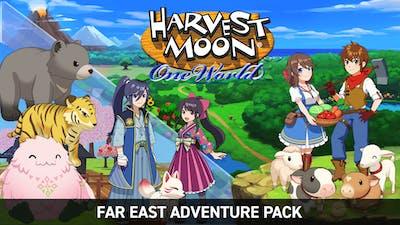 Harvest Moon: One World - Far East Adventure Pack
