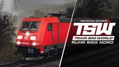 Train Sim World: Ruhr-Sieg Nord: Hagen - Finnentrop Route Add-On - DLC