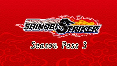 NARUTO TO BORUTO: SHINOBI STRIKER Season Pass 3 - DLC