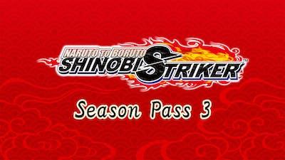 NARUTO TO BORUTO: SHINOBI STRIKER Season Pass 3