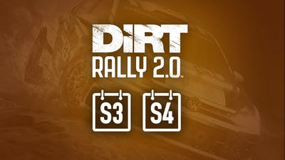 DiRT Rally 2.0 Deluxe 2.0 (Season3+4) - DLC