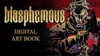 Blasphemous - 200 Page Digital Artbook - DLC