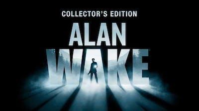 Alan Wake Collector's Edition