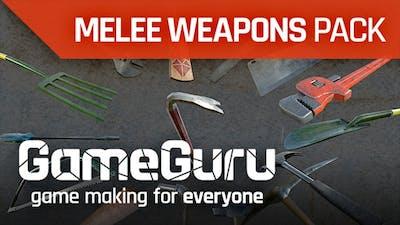 GameGuru - Melee Weapons Pack - DLC