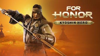 For Honor - Kyoshin Hero - DLC