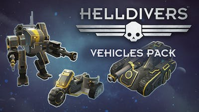 HELLDIVERS - Vehicles Pack - DLC